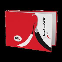 Binder A5 Horizontal Section 55 Mm Druk Online Caffeprint